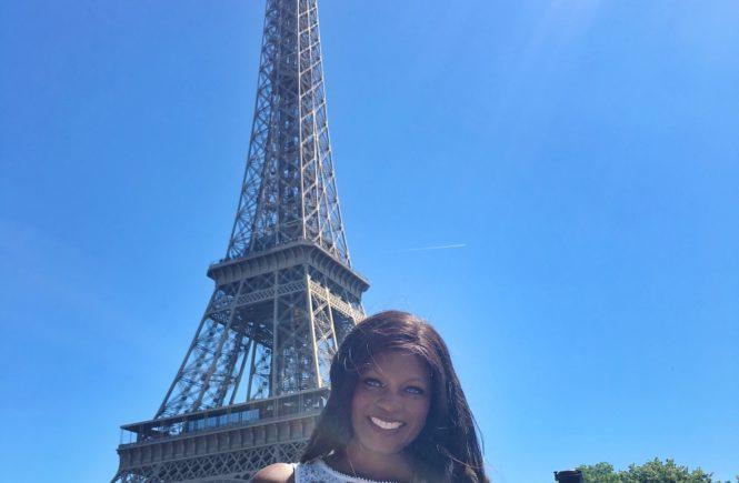 Eiffel Tower Pic
