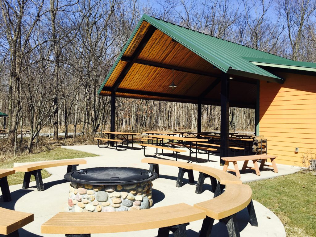 Ritchey Woods Shelter