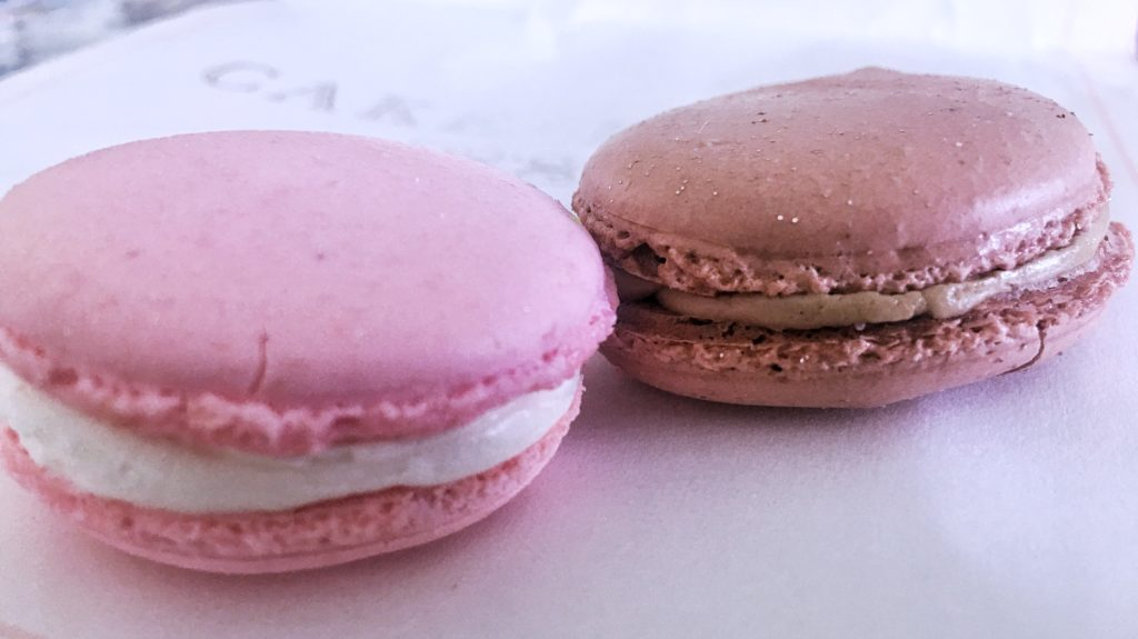 The Cake Bake Shop macarons