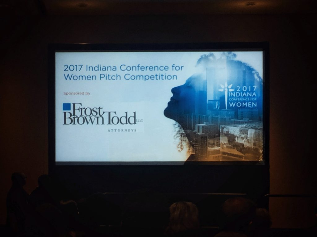 Pitch Competition - 2017 Indiana Conference for Women