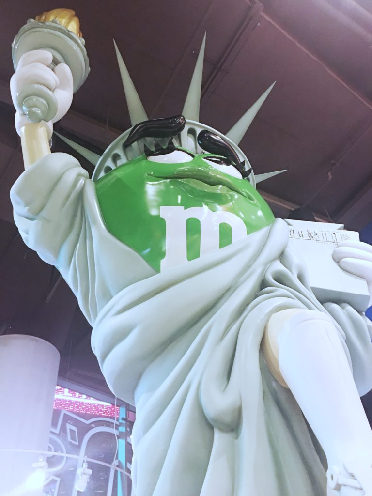 The M&M Store