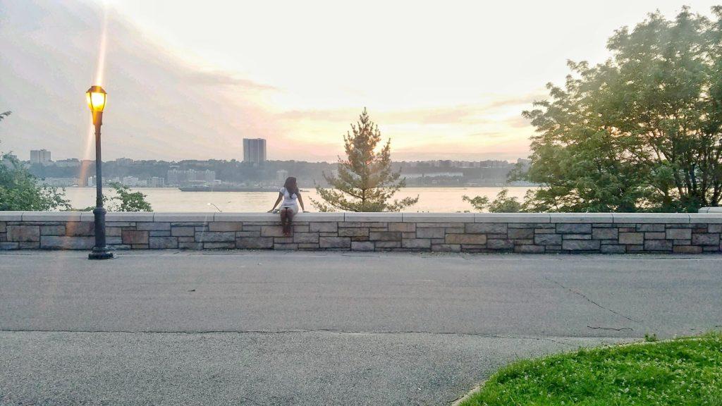 New Jersey skyline