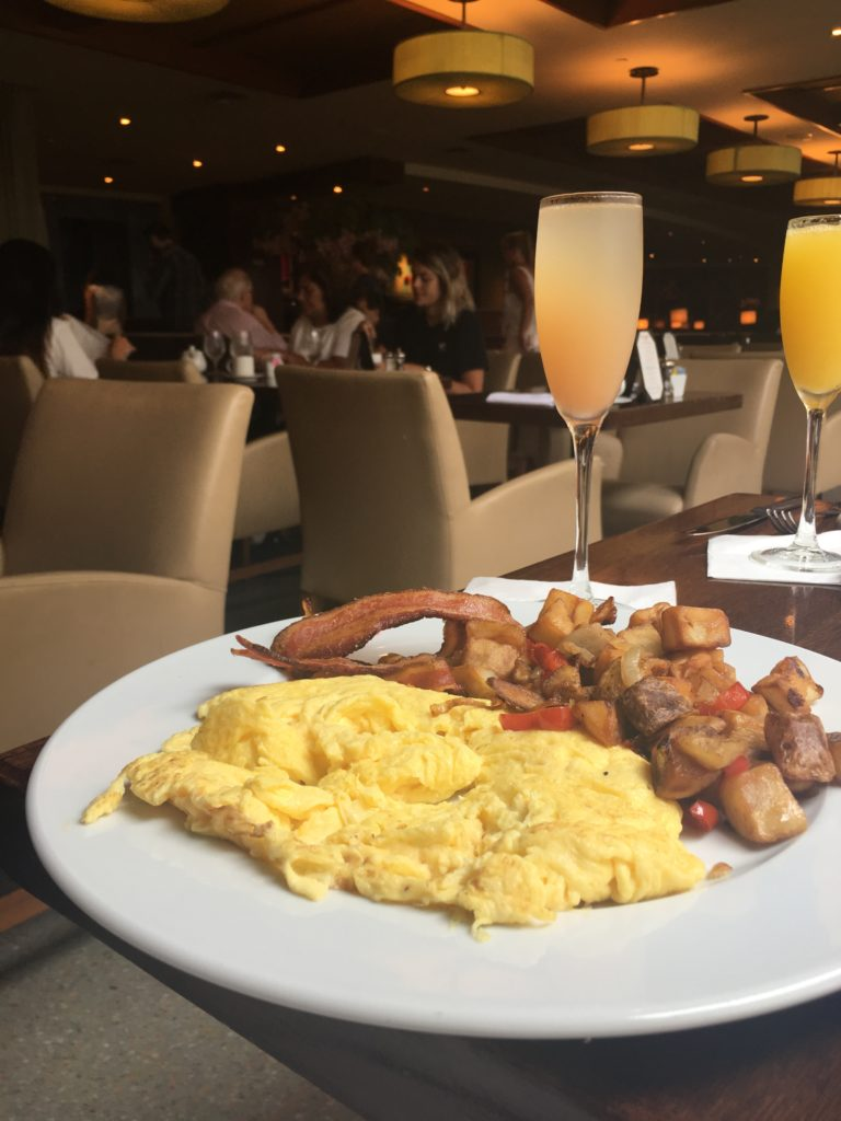 Brunch time is the best time.