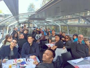 My Expat tour group