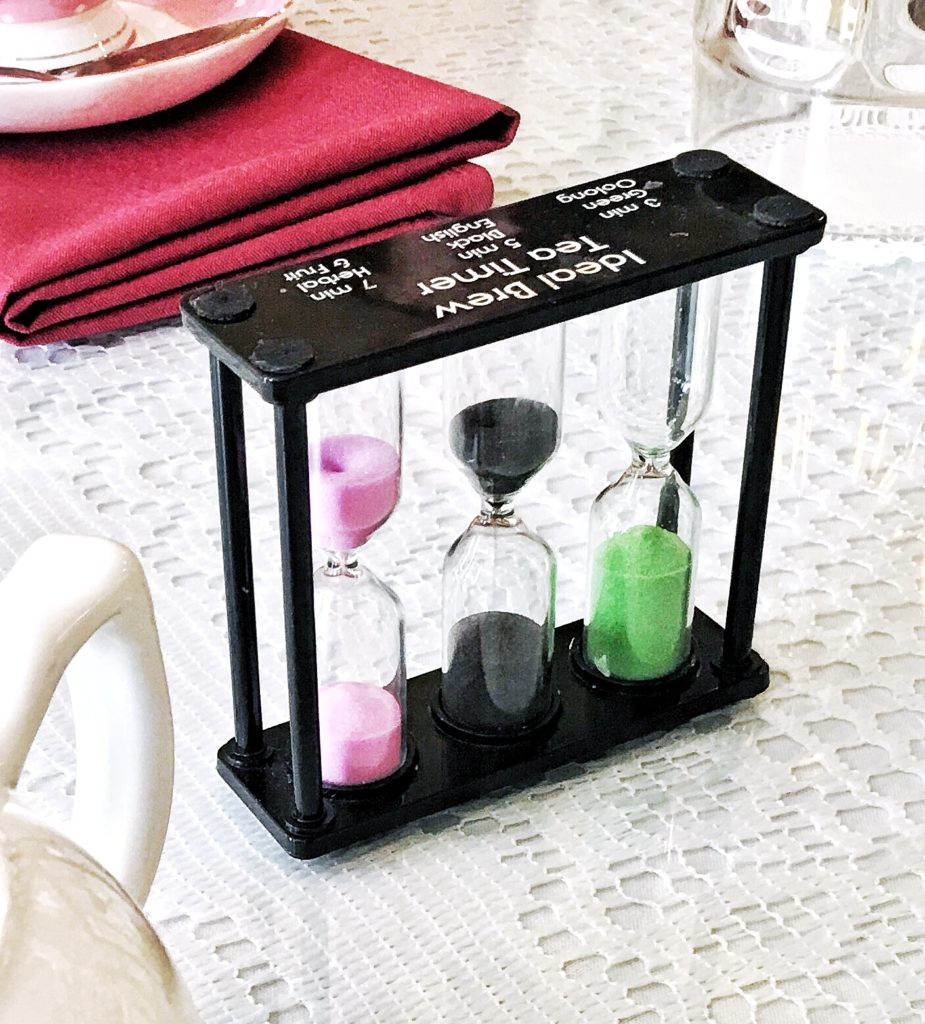 The tea timer