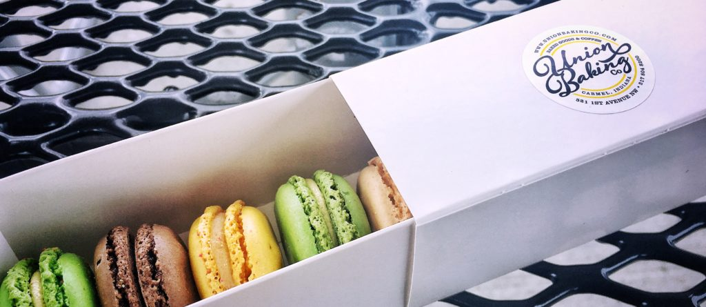 Union Baking Co. macarons