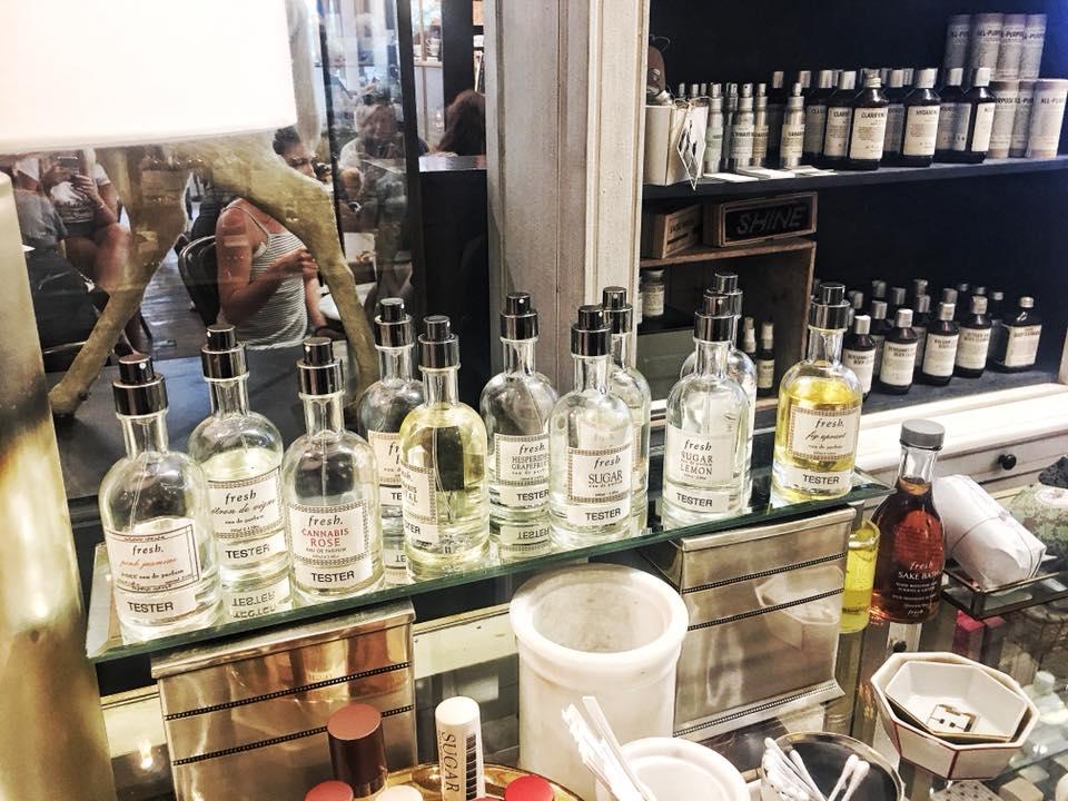 Paris Market perfumes