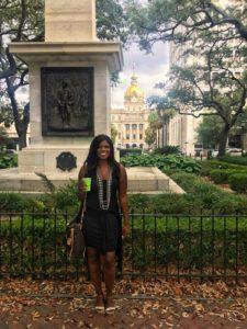 Johnson Square Savannah