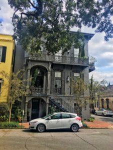 Savannah Historic District