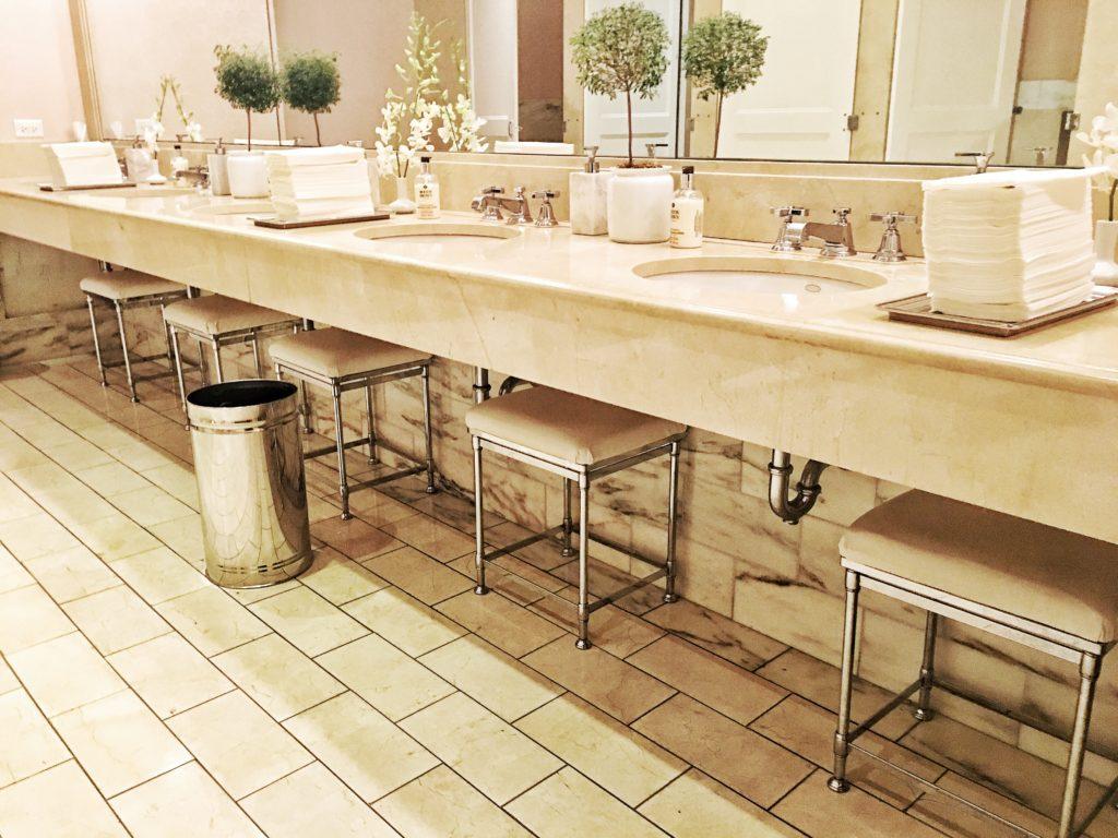 Capital Hotel Bathroom