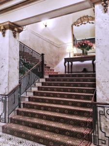 Capital Hotel Lobby