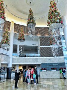 Newfields Lobby
