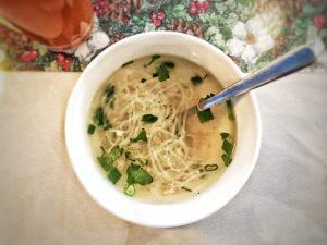 Silver Noodle Soup