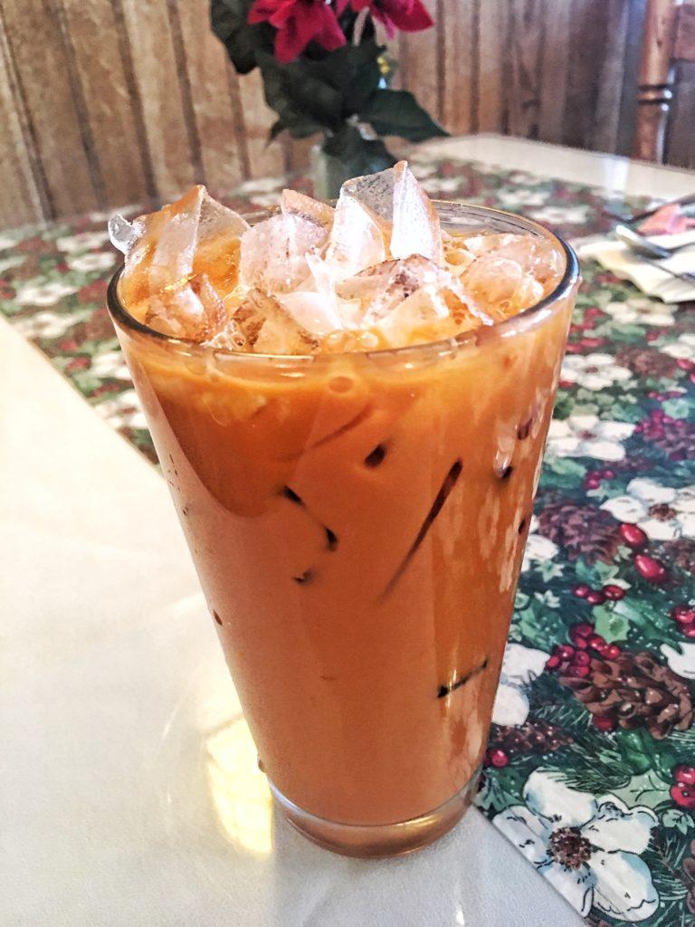 Sweet Thai Iced Tea