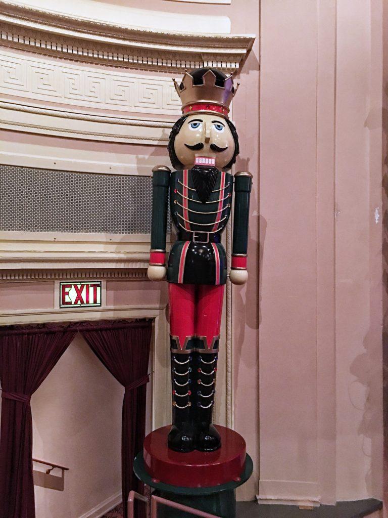 The door guard?