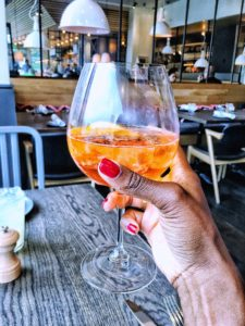 Aperol Spritz - Hedge Row