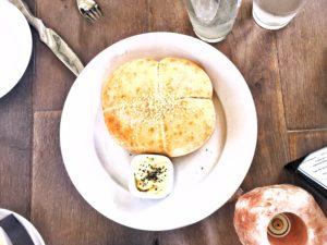 Artisan Pugliese Bread - Salt on Mass
