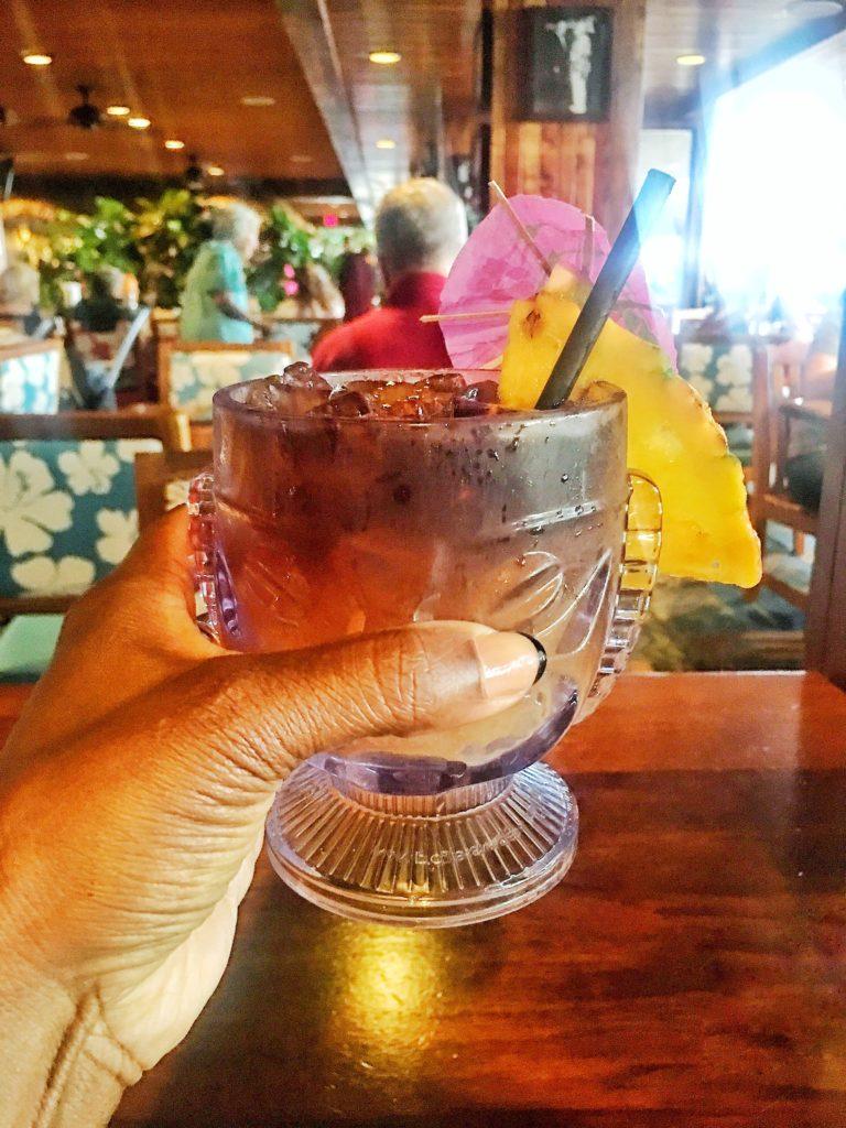 Duke's Waikiki Mai Tai