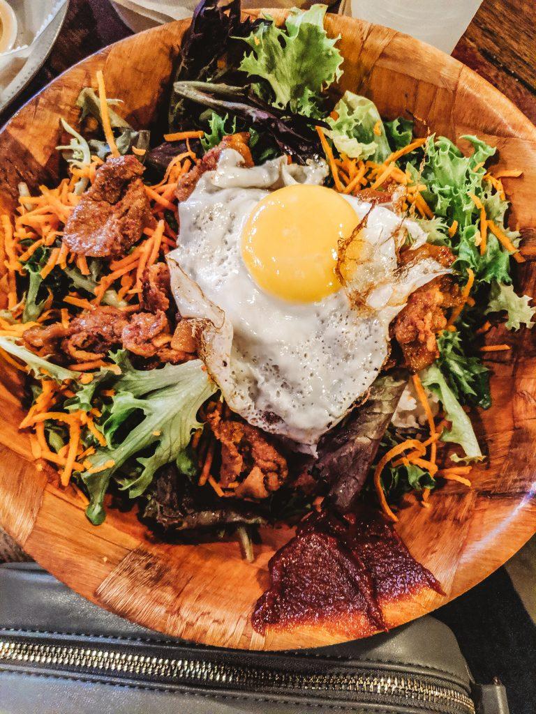 Seoul Taco Gogi Bowl